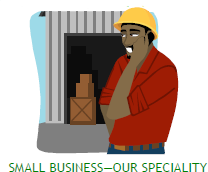 Small Business is our specialty